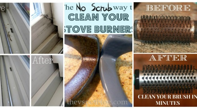 17 The Most Genius and Cheap Hacks for Cleaning with Natural Materials