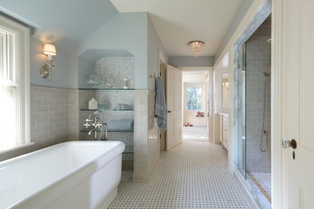 15 Traditional Bathroom Ideas Youll Fall In Love With Them