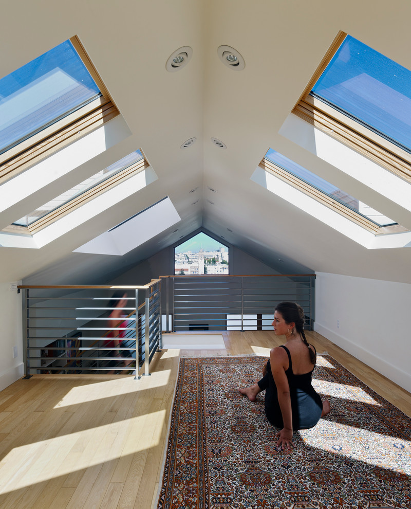 16 tranquil yoga room designs that will motivate you to work