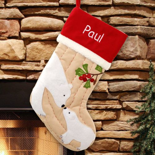 16 Whimsical Handmade Christmas Stockings To Decorate Your Home With