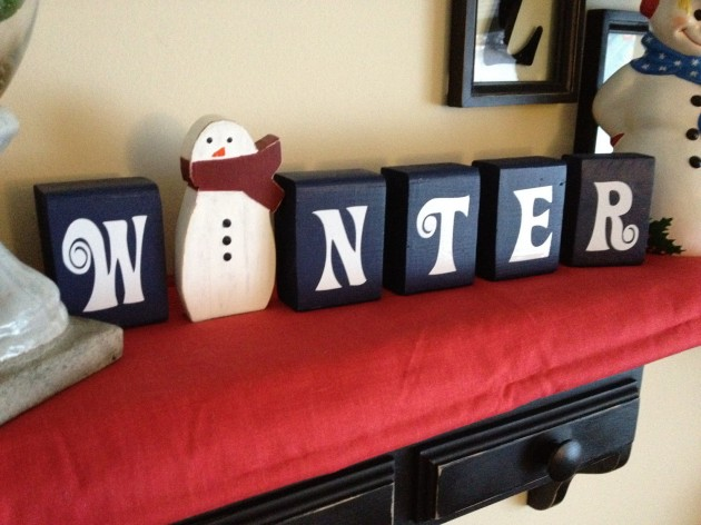 17 Fanciful Handmade Christmas Decoration Ideas You Can Use