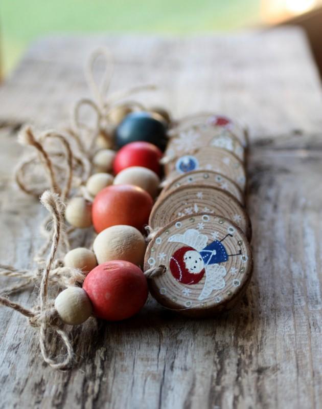 fanciful handmade christmas decoration ideas