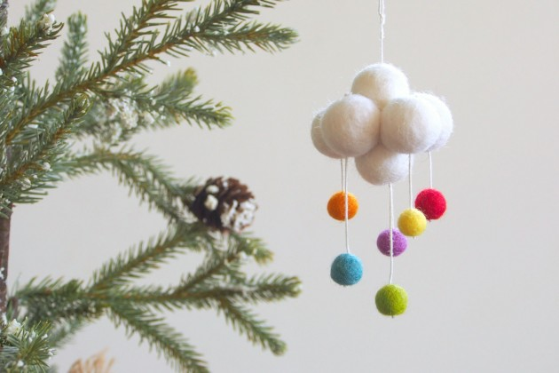 & 17 Fanciful Handmade Christmas Decoration Ideas You Can Use