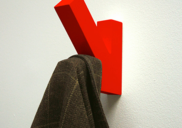 16 Delightful Modern Coat Rack Designs