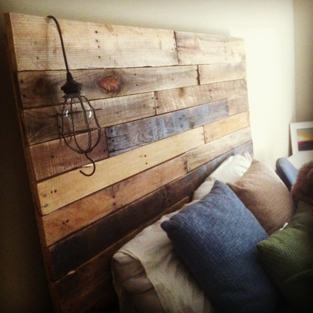 18 Incredibly Easy Handmade Pallet Wood Projects You Can DIY