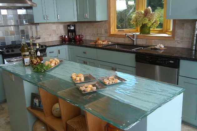 Glass In Your Interior Design for Visually Large and Bright Space