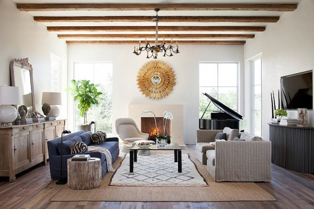 17 Amazingly Cool Bright Living Room Ideas
