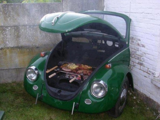 10 extremely amazing car bbq design ideas that will leave you speechless - Bbq Design Ideas