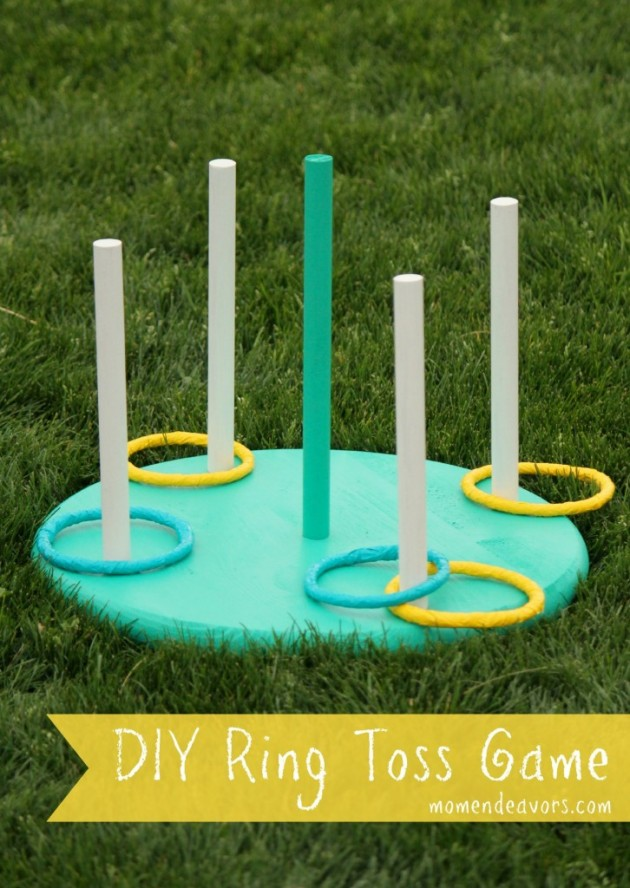 21 Of The Most Awesome DIY Crafts and Hacks To Make Cool Kids Games