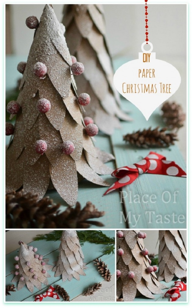 Top 21 Most Fascinating Diy Christmas Decorations That You