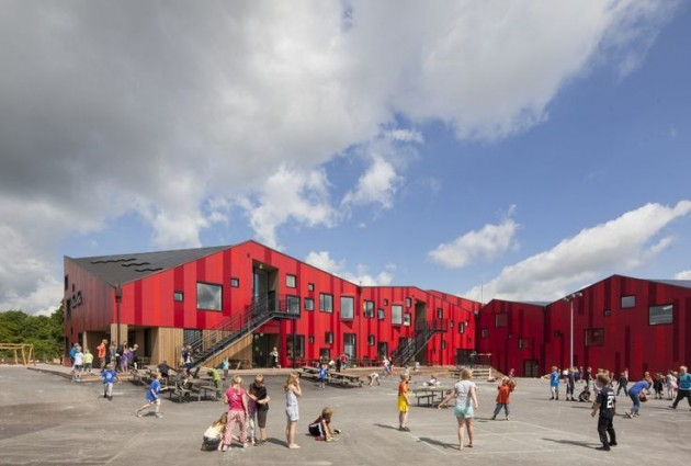 7 Astounding Contemporary School Designs That Will Fascinate You
