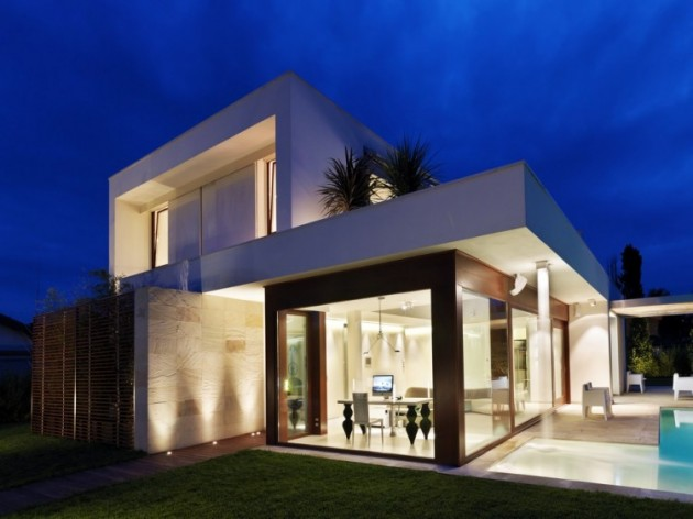 10 Beautiful Contemporary Houses to Inspire You for Your New Home