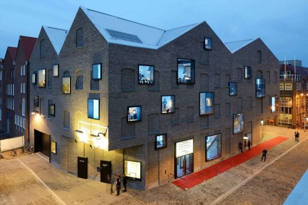 6 Most Fascinating Contemporary Buildings That Will Catch Your Eye