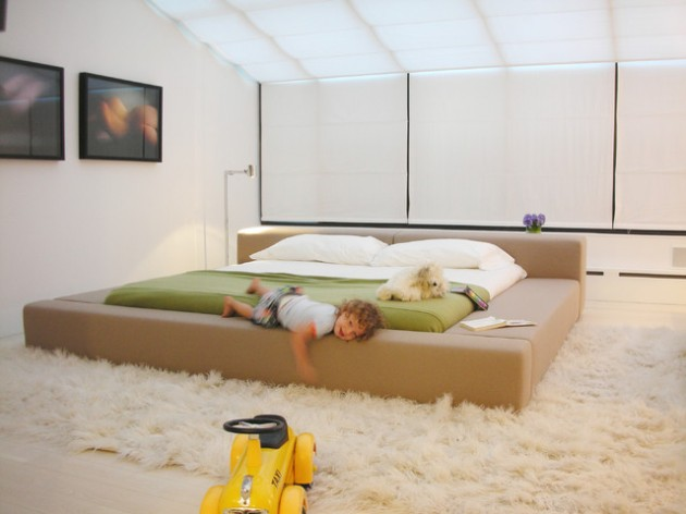 15 Stunning Bed Designs for Majestic Dreamy Kids Room