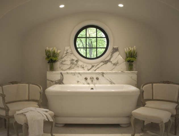 Guide for Decorating Trendy Art Deco Bathroom Design