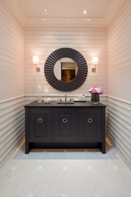 Guide For Decorating Trendy Art Deco Bathroom Design