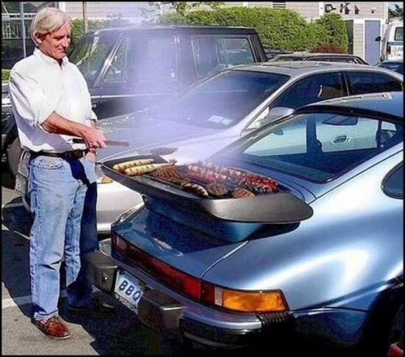 10 Extremely Amazing Car BBQ Design Ideas That Will Leave You Speechless