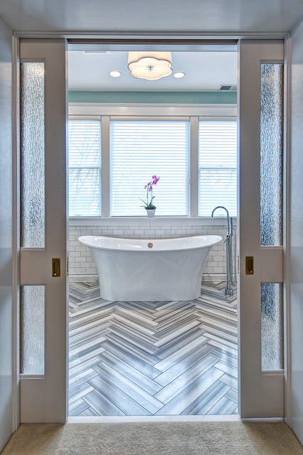 art deco bathroom. Art Deco Bathroom