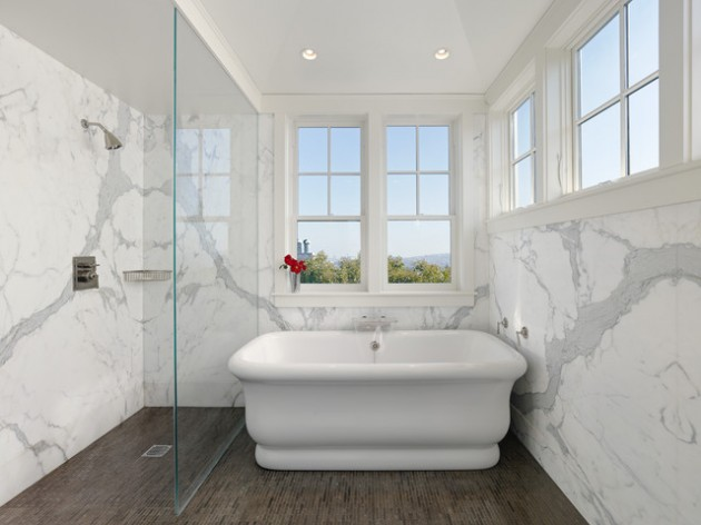Marble  More Than Decoration in Your Bathroom