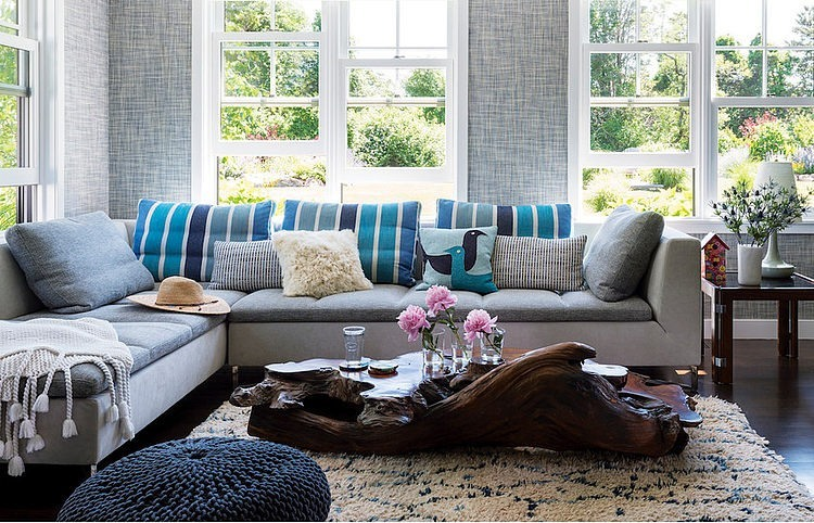 12 excellent examples how to decorate warm and pleasant living room this winter - Maximizing design of living room by determining its needs ...