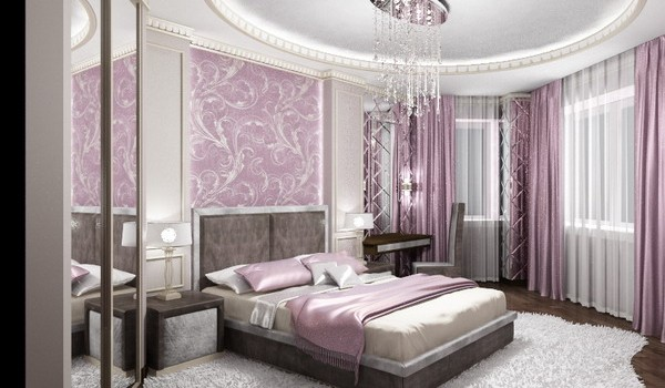 Purple in Your Bedroom- 10 Fantastic Ideas