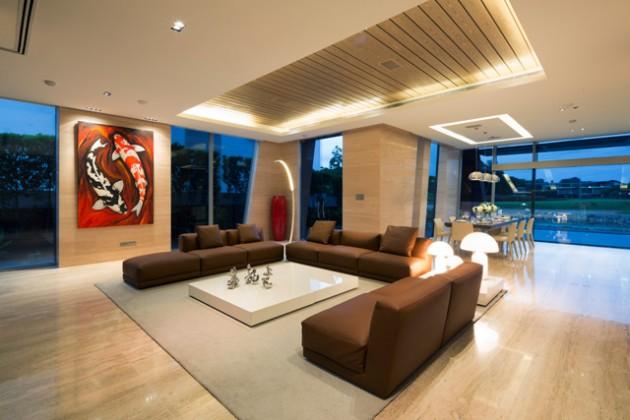 Villa Alba And Lambda By Mercurio Design Lab