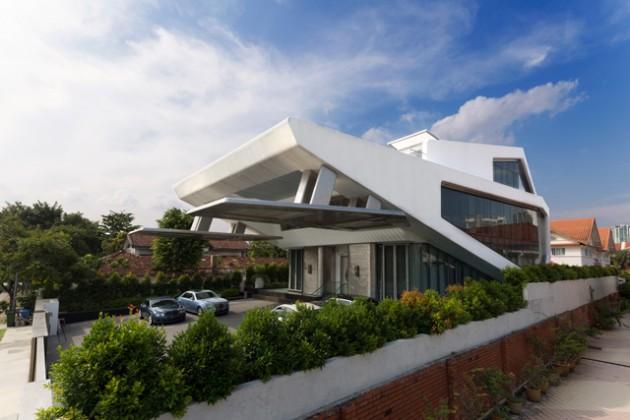 Villa Alba and Villa Lambda by Mercurio Design Lab