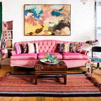 14 Beautiful Bohemian Interior Design Ideas