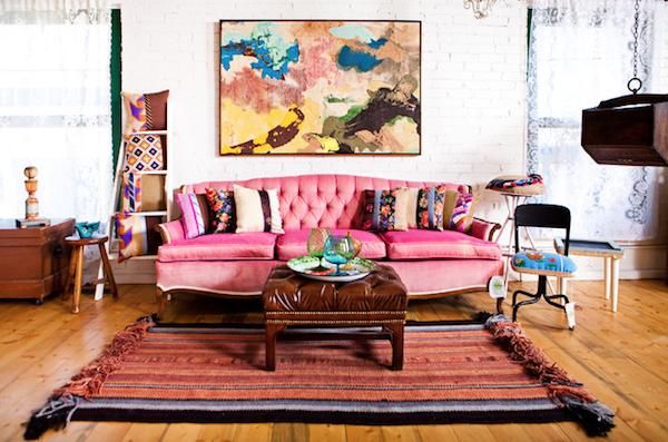 Beautiful Bohemian Interior Design Ideas