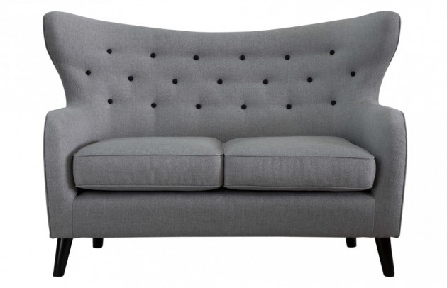 Two-Seater Sofa Designed To Provide Real Pleasure in The Small Spaces