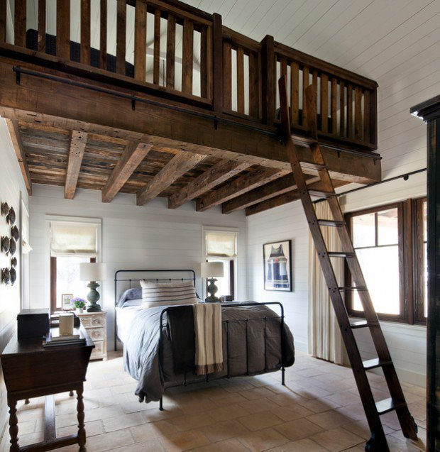 18 Functional & Beautiful Small Contemporary Loft Designs