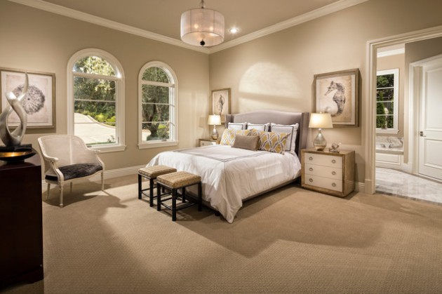 20 Classy Mediterranean Bedroom Design Ideas