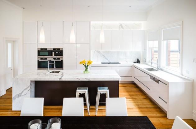 15 Stylish Scandinavian Kitchen Design Ideas