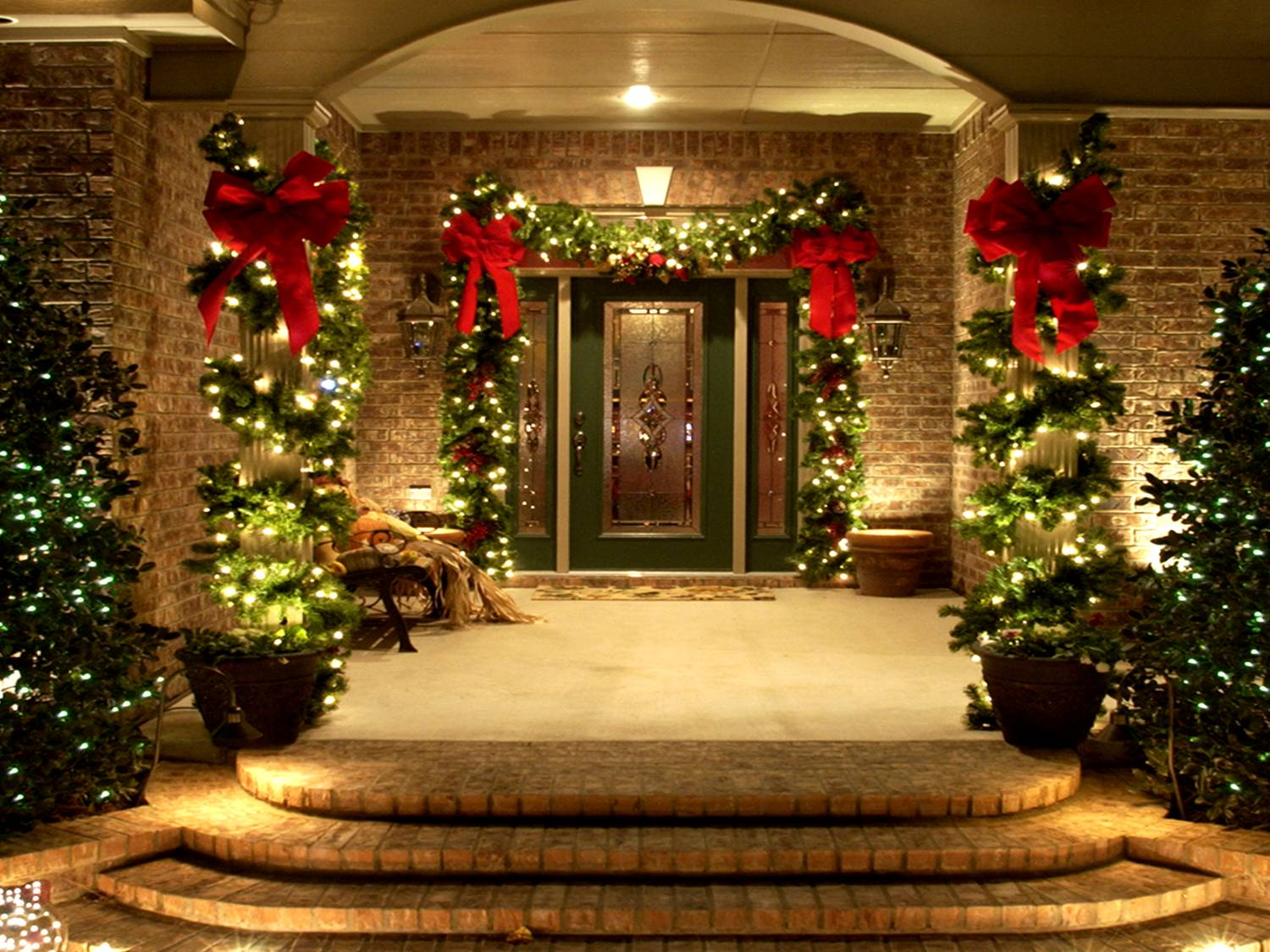 Attrayant 18 Most Striking DIY Christmas Porch Decorations That Will Melt Your Heart