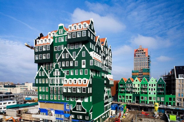 7 Fantastic Architectural Masterpieces That Will Leave You Without Words