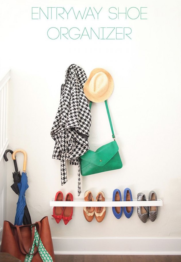 17 Most Amazing Shoe Storage Hacks That Will Simplify Your Life