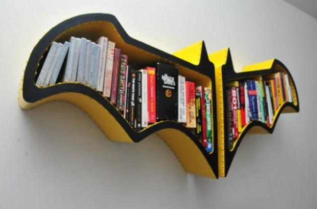 12 Innovative & Fun Bookshelves for The Child's Room