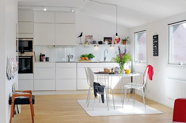 15 stylish scandinavian kitchen design ideas Scandinavian kitchen designs