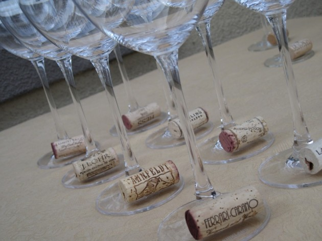 16 DIY Wine Glasses Charms to Add a Personal Charm to Your Party