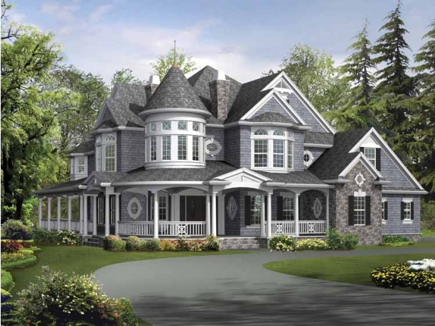 15 Impressive Victorian House Designs That Abound With Elegance