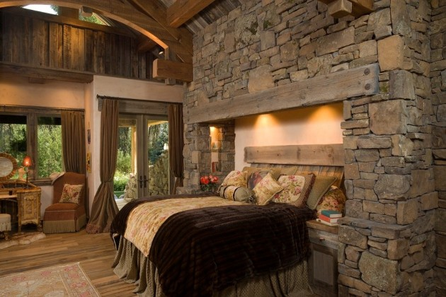 15 Charming Rustic Bedroom Interior Designs To Keep You ...