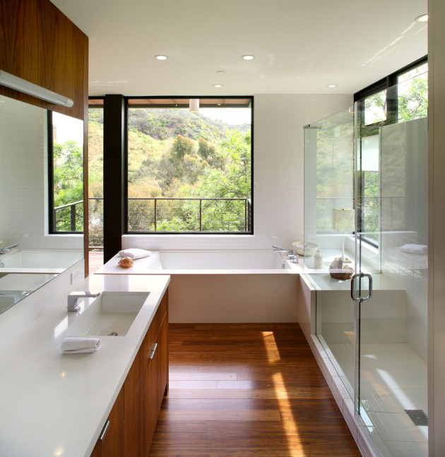 15 Dapper Modern Bathroom Interior Designs Worth Seeing