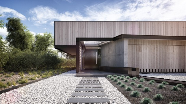 15 Far Out Modern Home Exterior Designs That Will Make You Jealous Of Their Owners