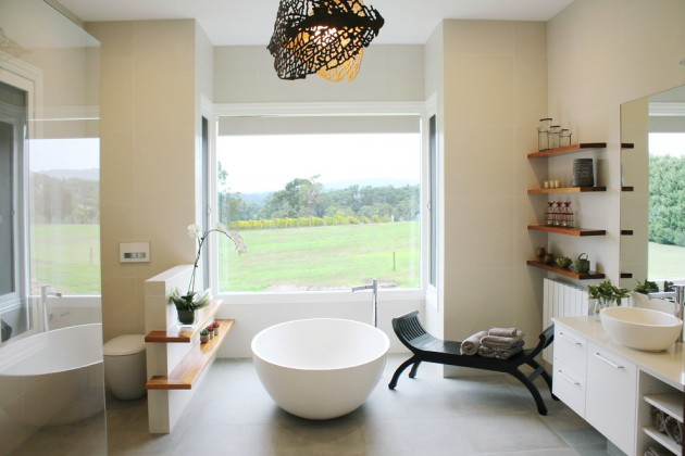15 Glamorous Contemporary Bathroom Interior Designs Youll Love