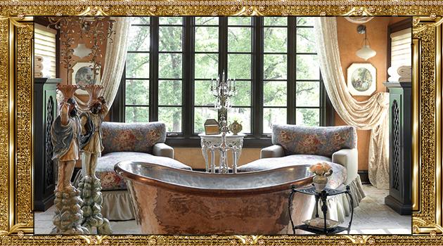 15 Glamorous Mediterranean Bathroom Designs That Will Make Your Jaw Drop