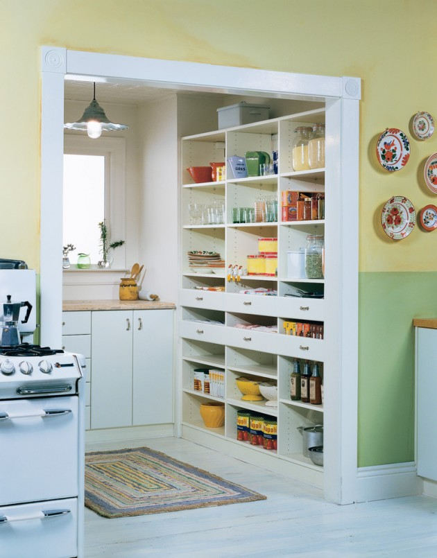 Kitchen Store Room Cool Handy Kitchen Pantry Designs With A Lot Of Storage Room Design Decoration
