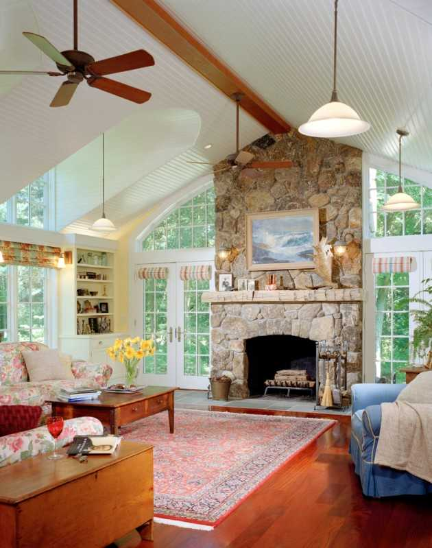 15 Homely Traditional Living Room Designs To Help You Arrange Your Own Before Christmas
