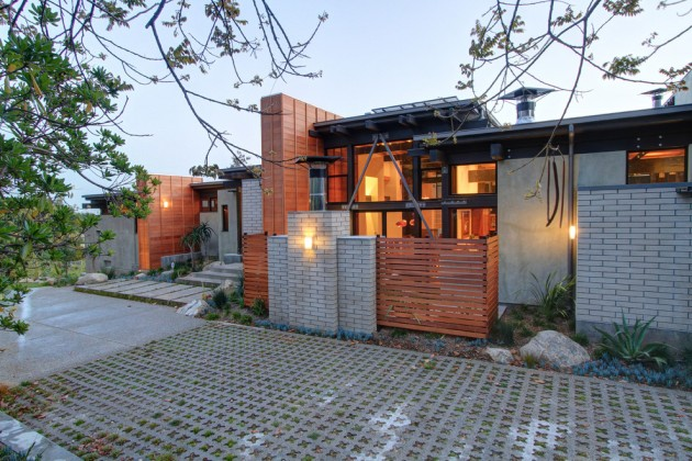 15 Neat Contemporary Home Exterior Designs To Inspire Yourself From