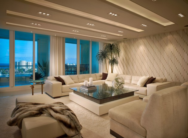 15 Overwhelming Contemporary Living Room Designs You Must See