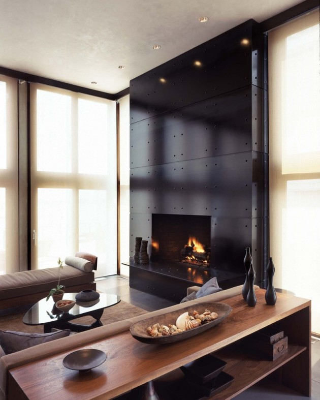 15 Polished Modern Living Room Designs Youre Going To Love